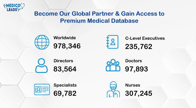 Get access to MedicoLeads' Medical Database, a top-grade B2B global lead generation service. Reach out to reputed healthcare professionals in no time. Reach out to us today!  https://bit.ly/2Jul92w  #healthcare #database #MedicoLeadspic.twitter.com/Btq7aWxOFS