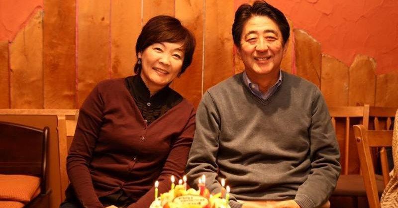 .二人のこの笑顔から夫婦仲の良さが伝わってくる私はこんな安倍夫妻が大好きだ。