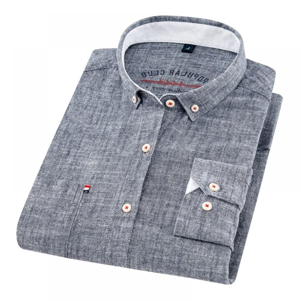 Men's Basic Linen Shirt #shoppingonline #shopping4u #shoppingfamily https://allsecretsales.com/mens-basic-linen-shirt/…pic.twitter.com/itt4D6TFHL