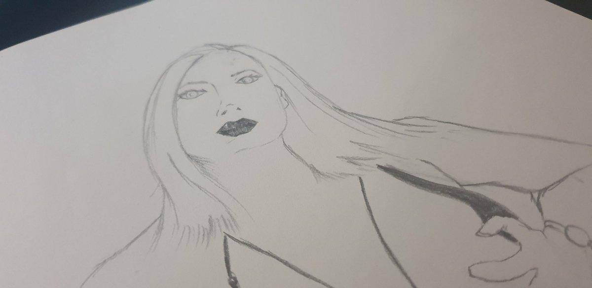 Sensual Art..Progress  Inspiration: @kimberlykane  #Art #Illustration #Artist #Pencils #blackandwhite #drawing #sensual #sensualart #illustrator #progress #wip #sketch #sketching #pencilsketch #creativity #creative #inks #ink #anime #animation #design #designer #illustrate