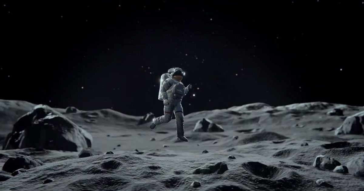 #TBT: One Small Step for Science Addicts, One Giant Leap for Samsung  #marketing #branding #design