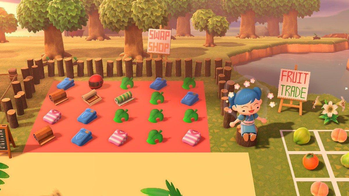 【ニュース】『あつまれ どうぶつの森』で「善意で成り立つ」フリーマーケットを立ち上げたプレイヤー、強盗被害に遭う