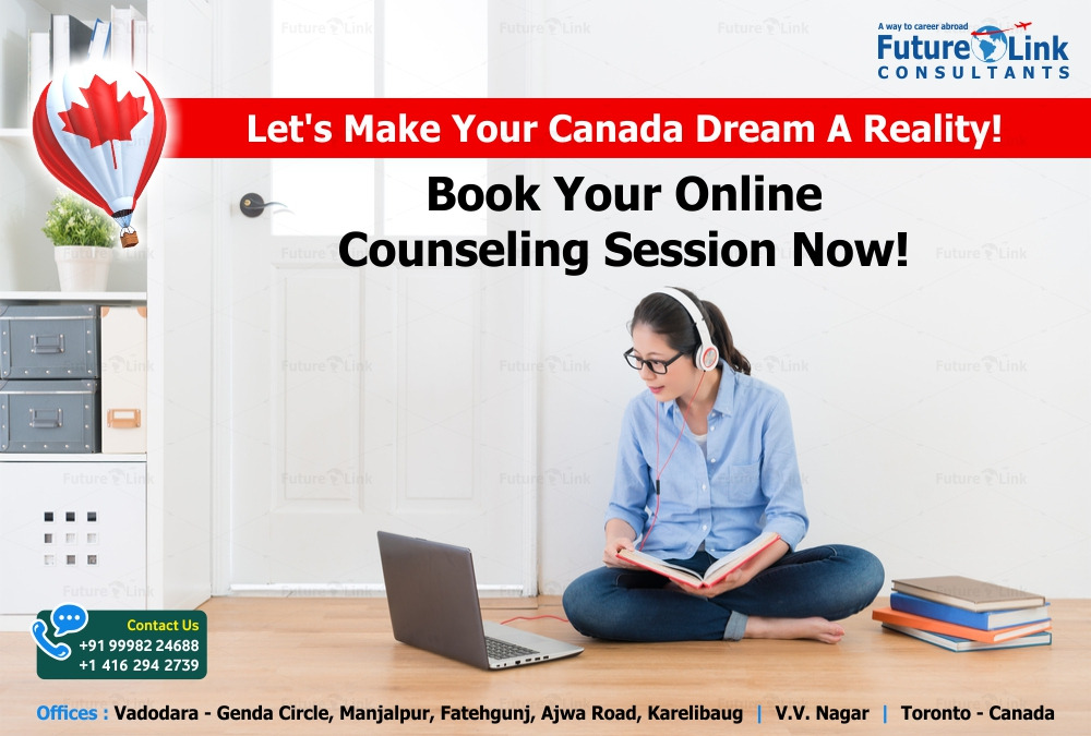 Futurelink On Twitter Moving To Canada Might Look Like A Distant Dream To You But We Re Here To Fulfill That We At Future Link Consultants Are Providing Online Counseling Sessions Call On