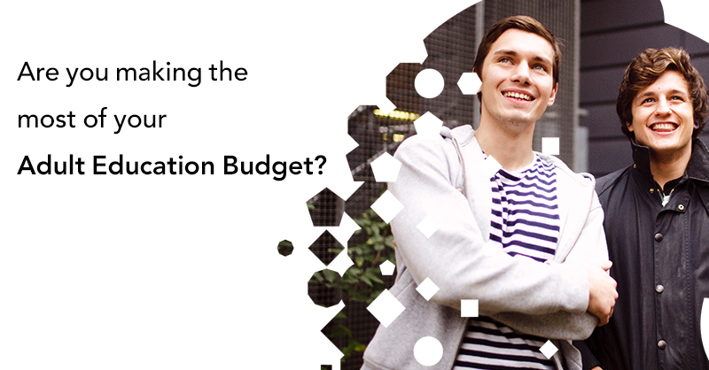 Well help you maximise the use of your AEB to reduce any underspend and help you ensure you have the right curriculum in place to meet local or combined authority skills priorities. Learn more, download our catalogue here: bit.ly/37PO5x0