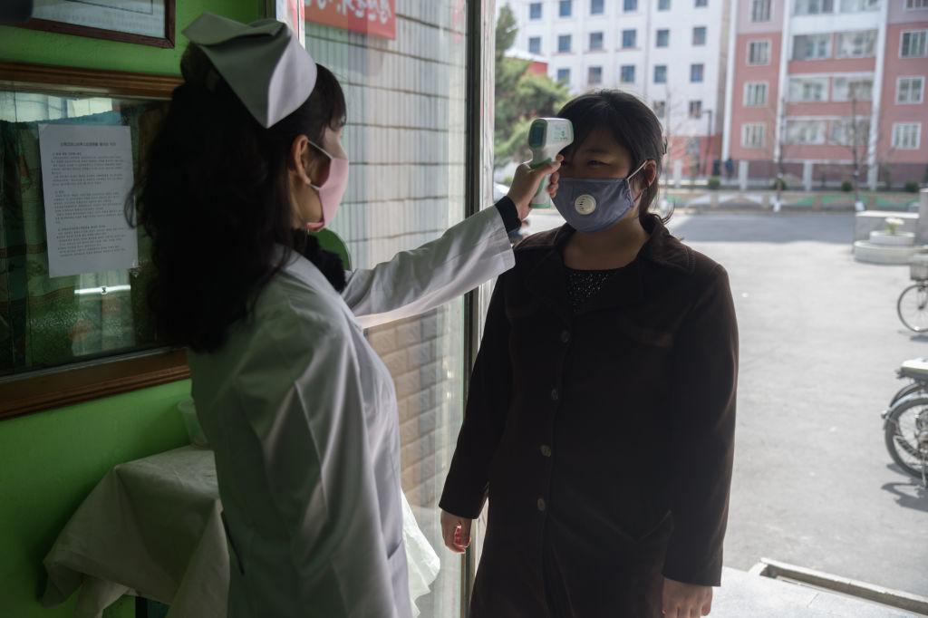 North Korea insists it's coronavirus-free