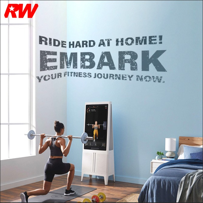 Feeling Isolated? Embark your fitness journey at home and regenerate your self-esteem. @RealWhey #gym #fitness #workout #fit #motivation #bodybuilding #fitnessmotivation #training #gymlife #gymmotivation #fitfam #muscle #health #lifestyle #sport #crossfit #personaltrainer.