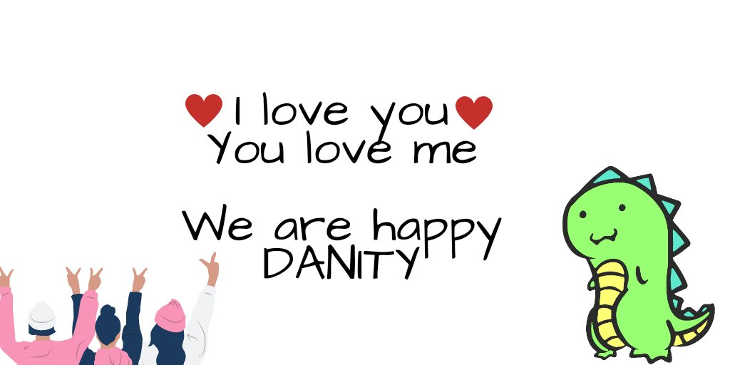 I hope every Danity have a good thursday!! Daniel happy is the most priority... We go through all the up and down... Let support each others.. I love you all so much...  #kangdaniel pic.twitter.com/jOnfgskEDz