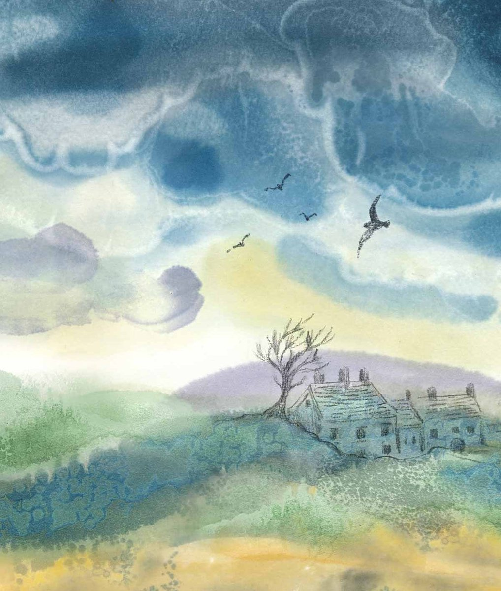 Wuthering Heights obsession continues....