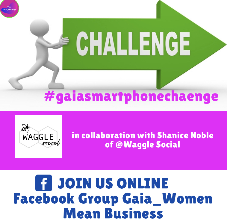 It's now time to put al these tips into practise with our Gaia online challenge over the next 2 weeks.  #gaiasmartphonechallenge w/ Waggle Social    #challenge #thegaianetwork #womenmeanbusiness  #socialmedia #wagglesocialpic.twitter.com/kQAgi4OYJI