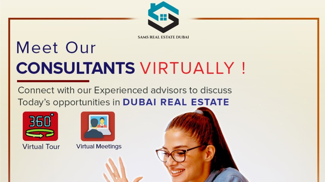 Meet our Consultant virtually! Connect with our experienced advisor to discuss today's opportunities in #dubairealestate . . . . .  #realestatedubai #dubai #dubairealestate #realestate #dubaiproperties #mydubai #dubaiproperty #uae #realestateagent #investment #dubairealestatepic.twitter.com/z99xDrhLkV