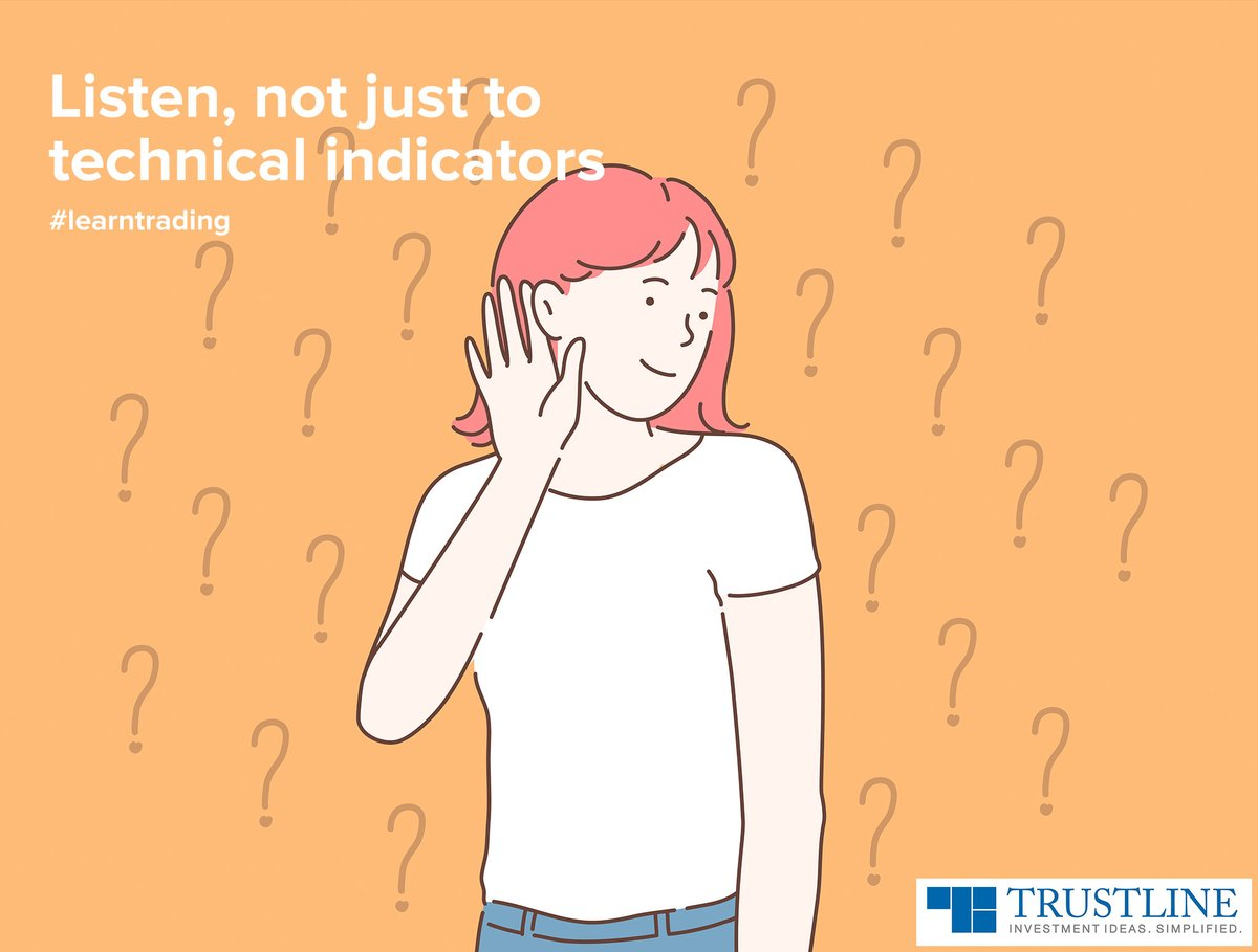 Technical Indicators can help us make informed #trading decisions. However, it should not be our only source. #learntrading https://www.trustline.in/financial-markets …