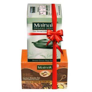Fond of tea. Buy #best #slim tea, #green tea, #tulsi tea, #masala #tea from Mainak Tea at affordable price. Free shipping. Place order today. Visit: bit.ly/35ZHD4u #buyteaonline #bestteaonline #bestteainindia