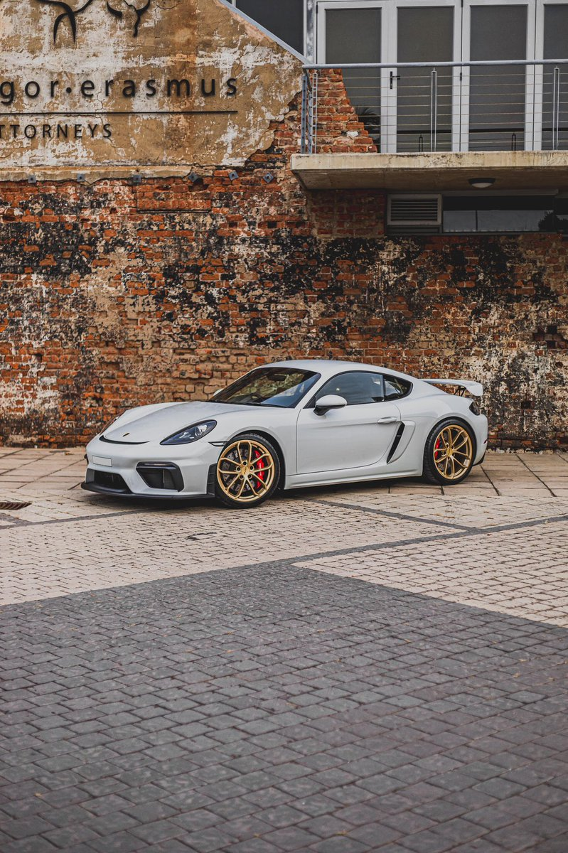 Dbn Spotter On Twitter Don T Worry About Us Just Here To Serve You Guys Some Porsche 718 Cayman Gt4 Wallpapers Dbnspotter