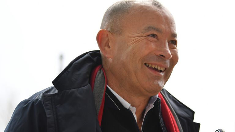 test Twitter Media - England head coach Eddie Jones has signed a new contract that will keep him in charge until the 2023 Rugby World Cup in France: https://t.co/QNlckcouyu https://t.co/AuEDN75ToX