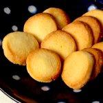 材料3つで簡単に作れる!?トースターで作る懐かしの「バタークッキー」!