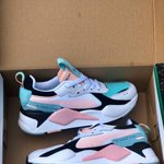 Image for the Tweet beginning: This puma rsx so pretty!