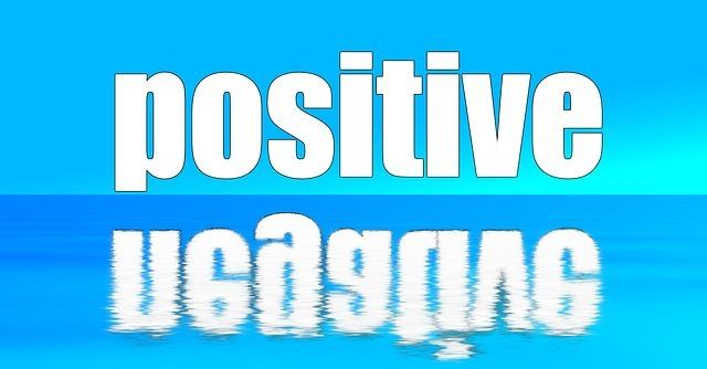 Positive over Negative #loa