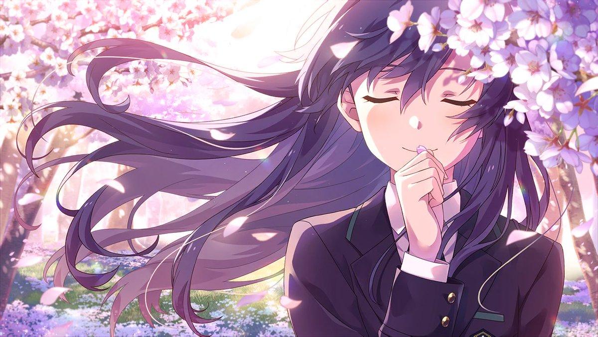 花桜に惹かれて 如月千早 https://t.co/i0FyOdDxb5