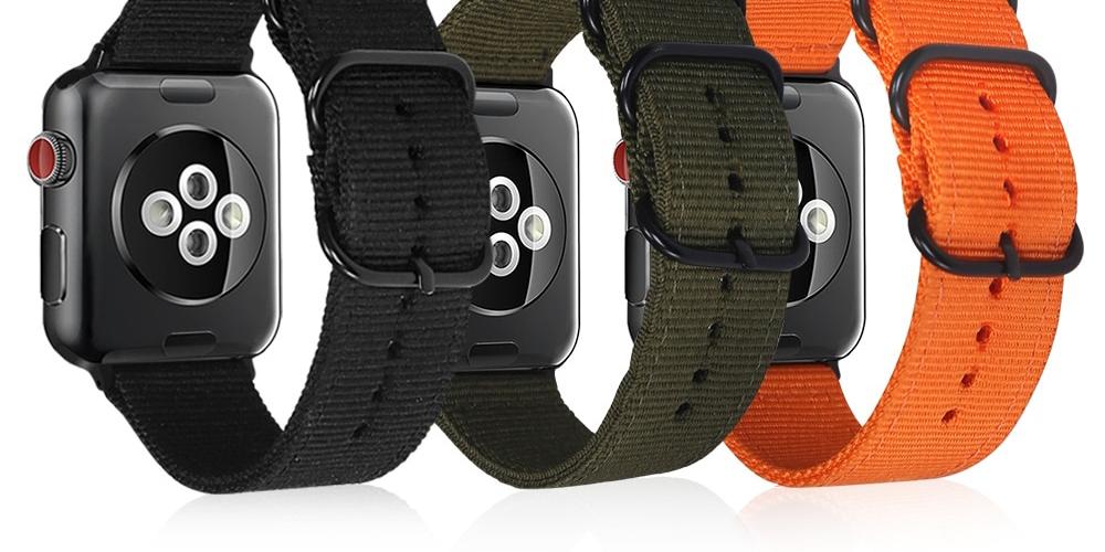 #applebands Nylon Wristbands for Apple Watch Smartwatches https://applebandsshop.com/nylon-wristbands-for-apple-watch-smartwatches/…pic.twitter.com/jtLA2uPQL8