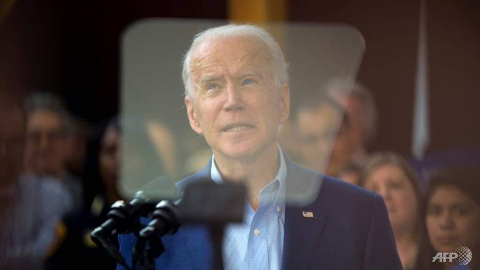 Invisible man? Amid pandemic, Biden sidelined by omnipresent Trump