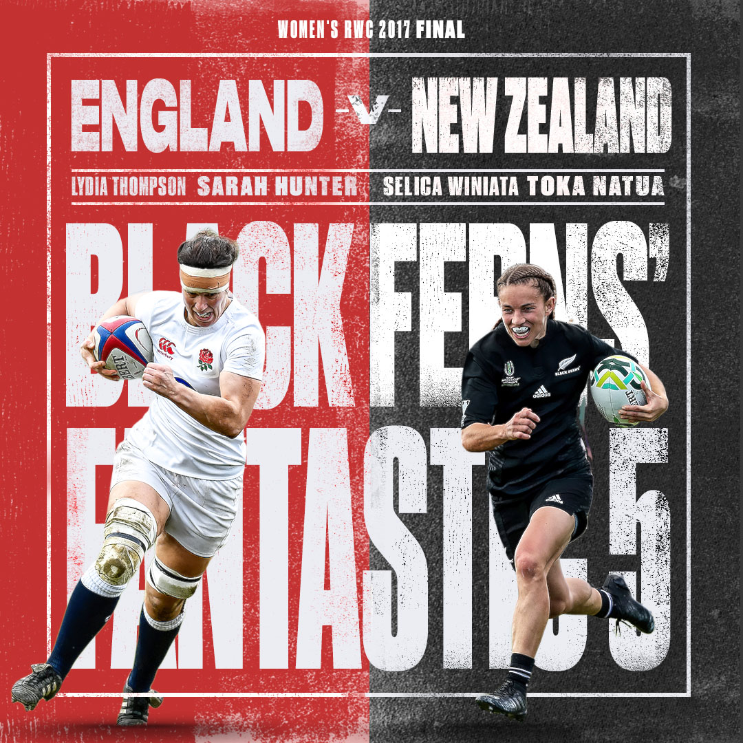 test Twitter Media - 🏴󠁧󠁢󠁥󠁮󠁧󠁿 Northern hemisphere v Southern hemisphere 🇳🇿  Join us for the RWC 2017 Final in full this Friday night. 🏉  ⏰ 19:00 BST 📺 Rugby World Cup Facebook /  World Rugby YouTube https://t.co/W89bHWc1b8