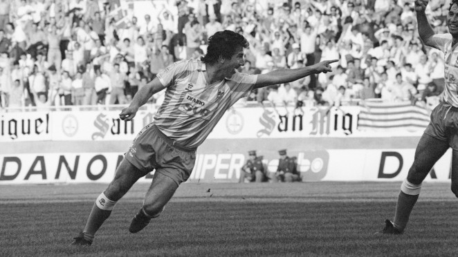 It's been 28 years since you left us, but your legacy will always remain We miss you, Maravilla 💙 #Juanito