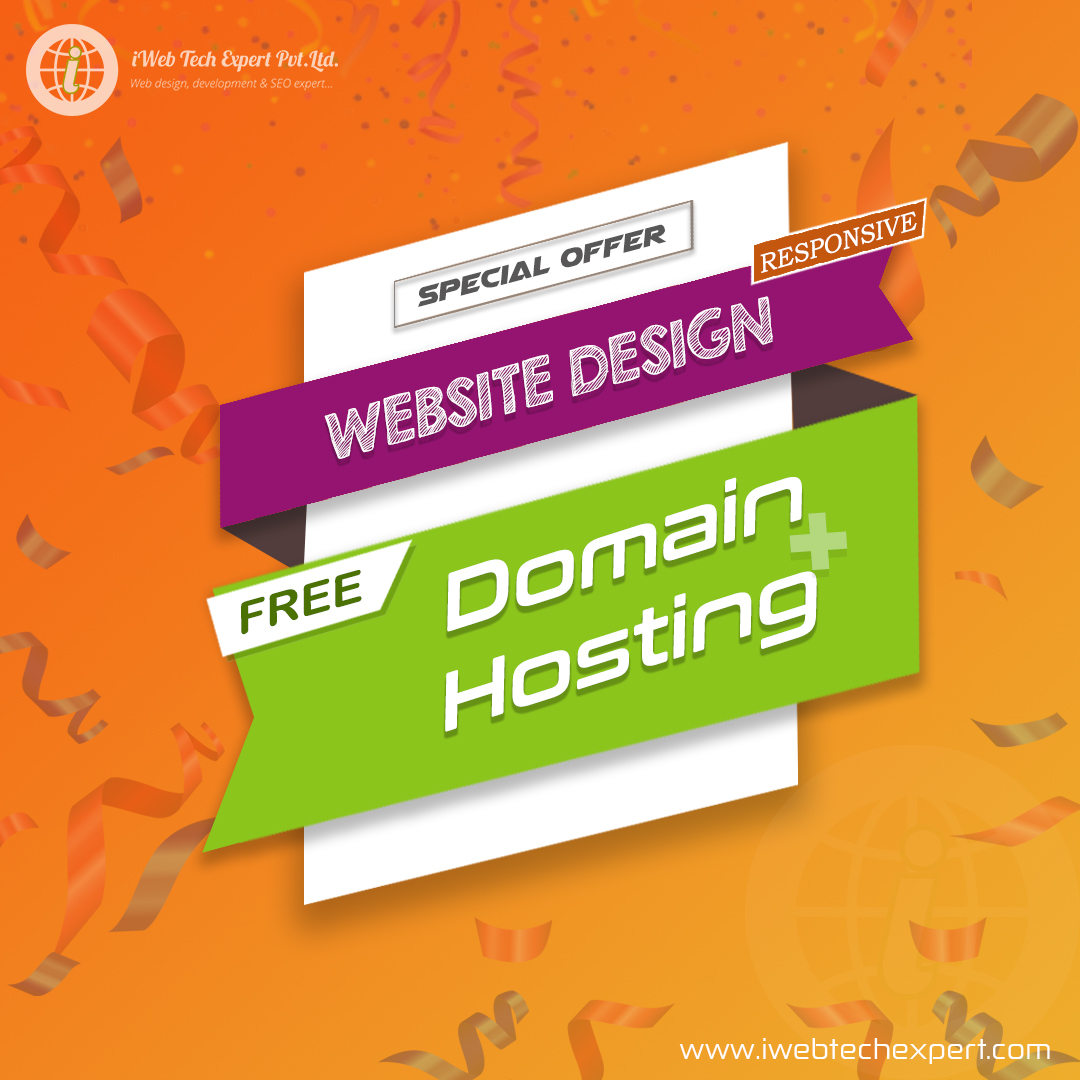 Special offer - Get the Responsive Website Design with free Domain & Hosting for your business http://www.iwebtechexpert.com  #websitedesign #domainregistration #hosting #responsivedesign #graphicsdesign #businesswebsite #personalwebsite #seo #smo #2d3dvideos #iwebtechexpertpic.twitter.com/QpOw9pDQWw