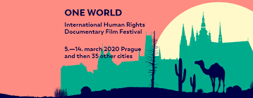 Tune in to watch the One World Film Festival (@jedensvet) awards at 12 pm ET TODAY (4/2) bit.ly/2R8gmYW