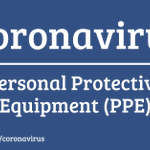 All health and social care staff within 2m of a suspected or confirmed #coronavirus patient should wear an apron, gloves, fluid repellent surgical mask and eye protection.  https://t.co/SAtrVy6s3W  #Covid19 #PPE