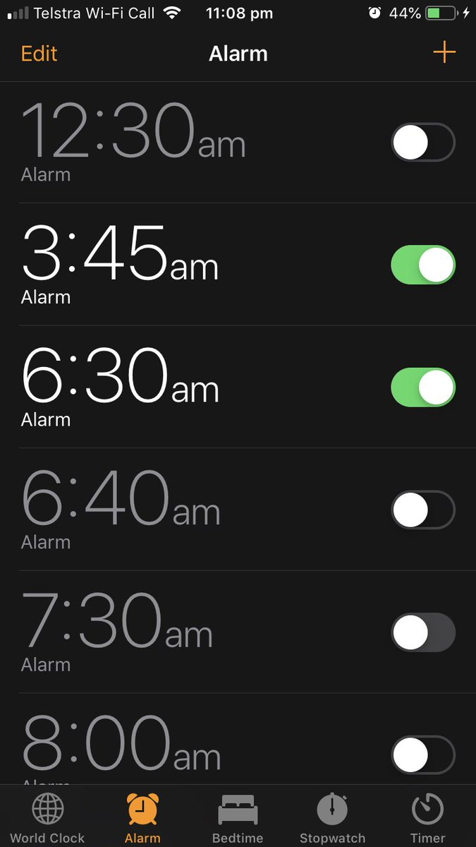 @GoodCharlotte @benjimadden @JoelMadden This is love for my favourite band I have work at 8am and the livestream is at 4am here in Perth I'm an essential retail employee so I'm setting an extra alarm to wake up for the livestream pic.twitter.com/7Y7fIoJUDn