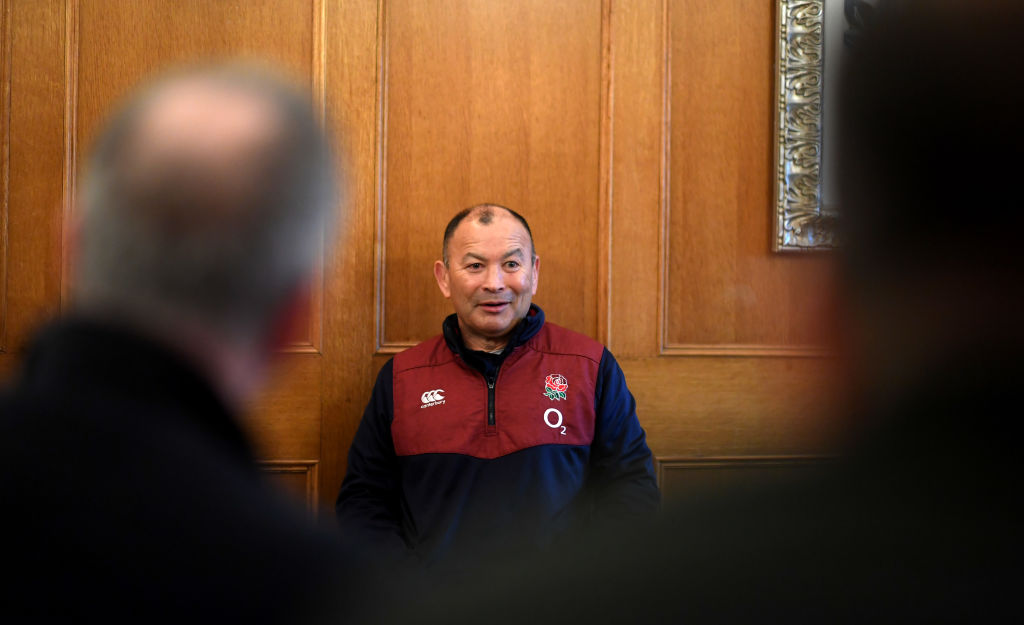 England Rugby head coach Eddie Jones has agreed a contract extension. In full 👉 bbc.in/2R63RwP