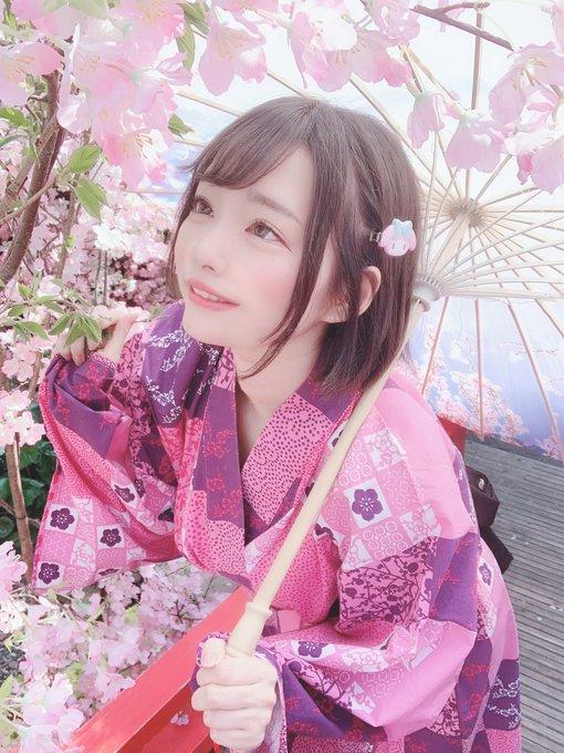 コスプレイヤーてんしちゃんのTwitter自撮りエロ画像38