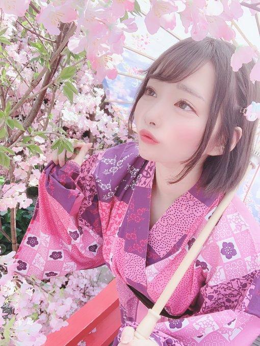 コスプレイヤーてんしちゃんのTwitter自撮りエロ画像39