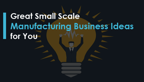 Great Small Scale Manufacturing Business Ideas for You: Here are a few small manufacturing business choices for you to consider! https://www.tycoonstory.com/business-ideas/great-small-scale-manufacturing-business-ideas-for-you/ … #manufacturing #smallscalebusiness #businesses #investment #business #businessidea #industrypic.twitter.com/ZpQ7PPbBOU
