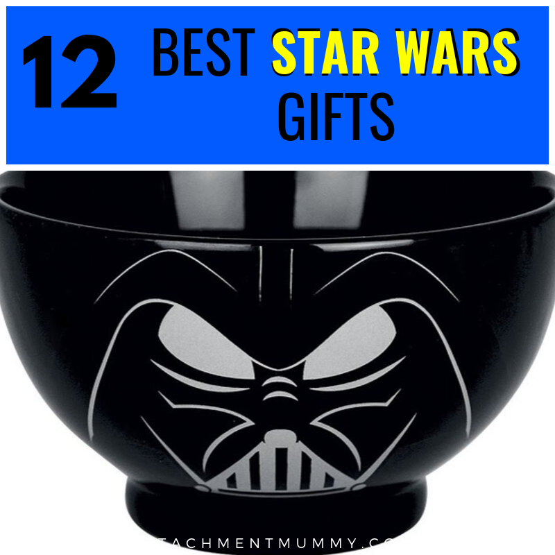 12 of the Best Star Wars Gifts #giftguide #giftideas #Christmasgifts #Christmas #StarWars