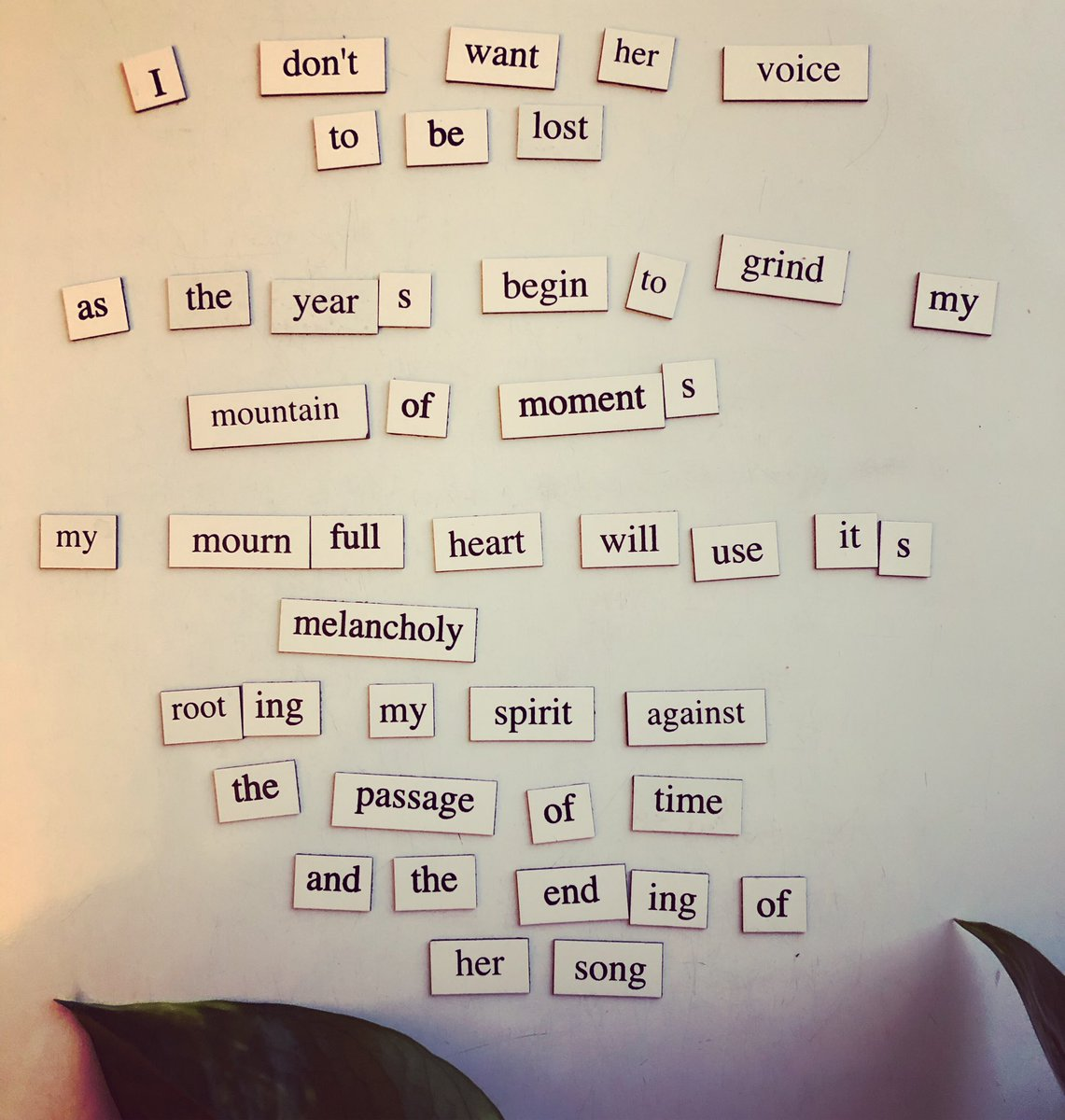 #nationalpoetrymonth . . . . . #poet #poem #poetry #poetrycommunity  #instapoetry #poetsofig  #instapoet #poetrylovers #instawriters #magneticpoetry #igwriters #poetsandwriters #poetryisnotdead #sadpoetry #suicideloss #youmatter #bethe1to #fatherdaughter #brokenheart #mourningpic.twitter.com/eIRzntBgVd