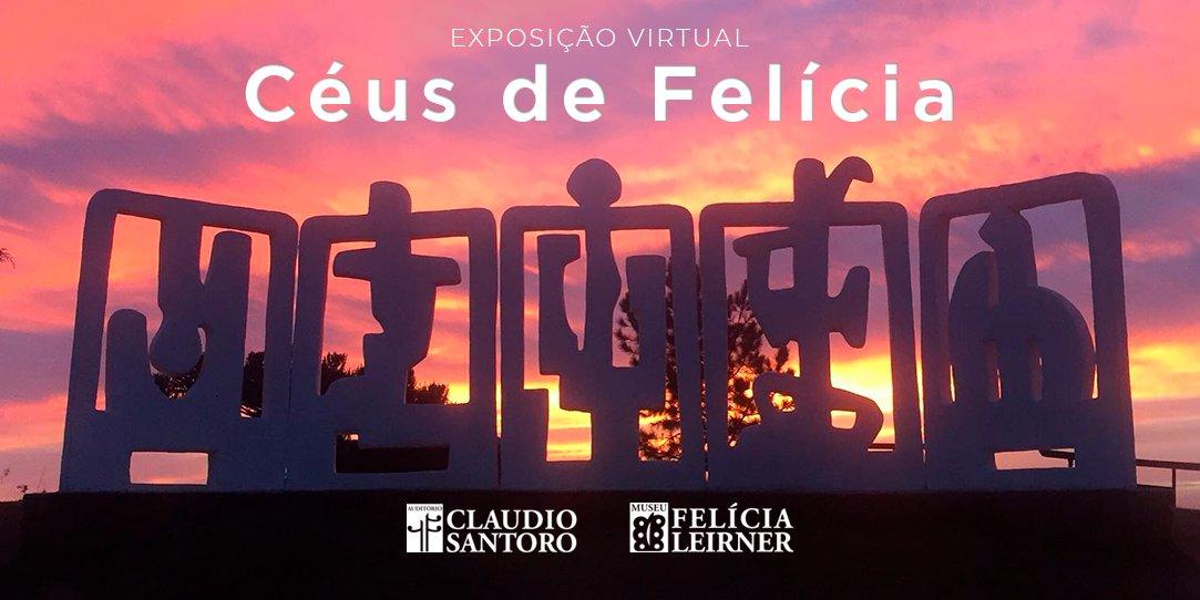"""A exposição """"Céus de Felícia"""" traz o olhar poético do fotógrafo Rafael Manfrini Rega sob as paisagens naturais do Museu e seu entorno. Visite a exposição virtual e se encante: https://www.museufelicialeirner.org.br/exposicao/ceus-de-felicia/… #CulturaEmCasa #MaisCultura #camposdojordao #CulturaSPpic.twitter.com/HkadOri3pM"""