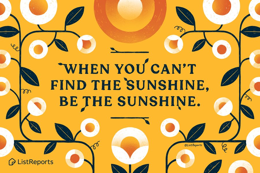 With all that is happening in the world, let's take a moment to bring the sunshine to one another. Please share a bit of good news or a memory that makes you smile. #happiness #thehelpfulagent #houseexpert #happy #Leonpropertyservices #realestate #realestateagent #inthistogether