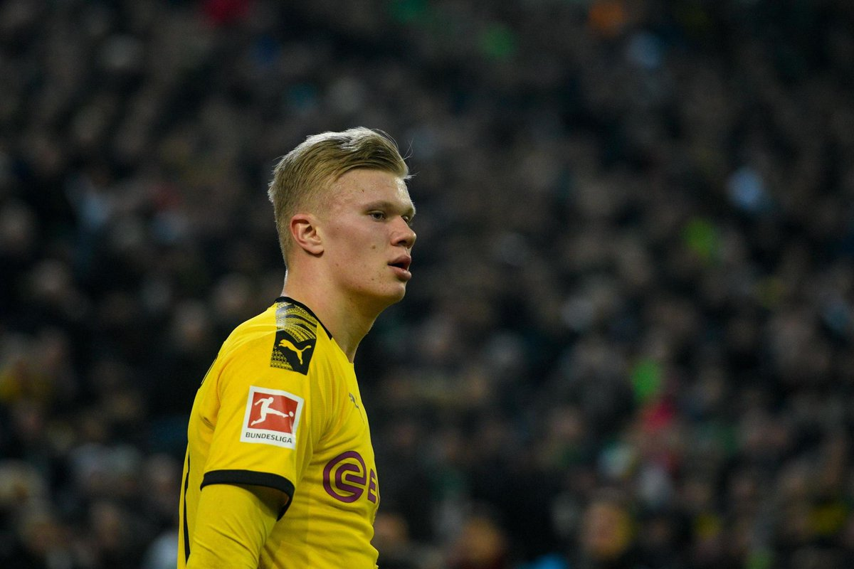 📝 #mufc will look to trigger Erling Haaland's £63m release clause this summer.   (via Rob Dawson)