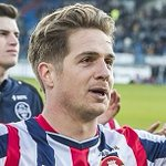 Image for the Tweet beginning: Willem II-captain Peters kritisch op
