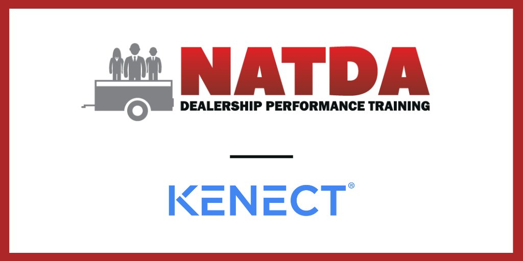 Going live TODAY! We have partnered with Kenect (Booth 1044) to bring dealers a webinar at 2 PM ET today, called How to Generate Revenue and Save Time – Even in the Midst of COVID-19. - Register: http://ow.ly/PhBR50z2vdX - #Kenect #GoKenect #NATDA #BusinessStrategy #TheTrailerShowpic.twitter.com/TC2zuE5EsF