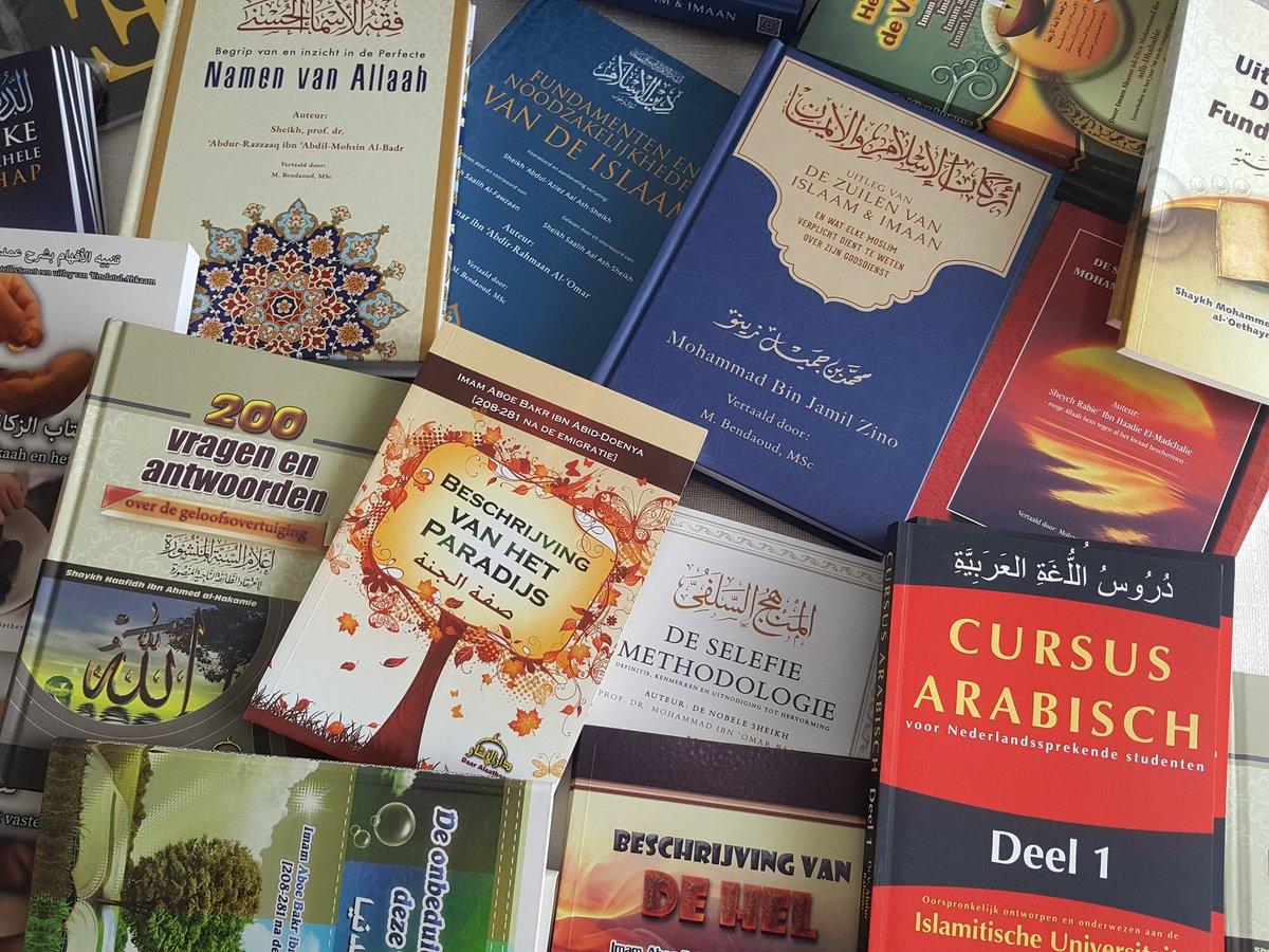 Genoeg boeken die jij kunt lezen nog voor de maand Ramadaan begint!  Bekijk onze webshop naar onder Nederlandstalige titels:  http://www.sunnahpubs.compic.twitter.com/H3KGDvrggx