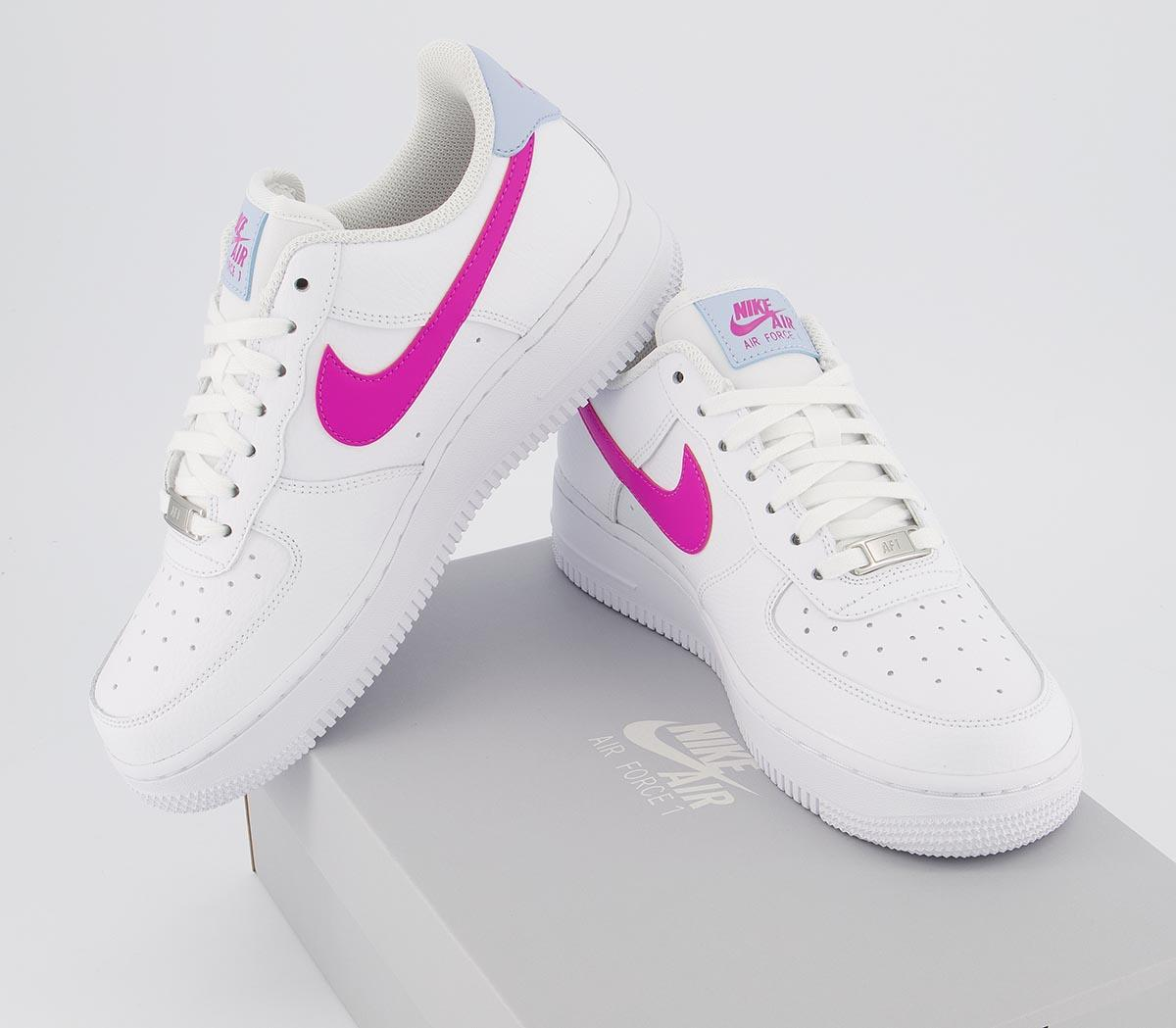 air force 1 baffo rosa