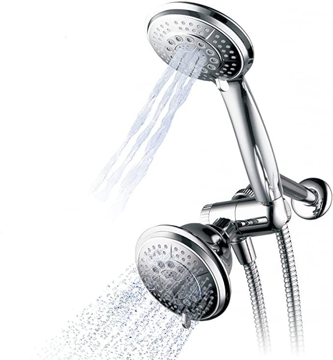 49% Off!!  Hydroluxe 1433 Handheld Showerhead & Rain Shower Combo  https://amzn.to/39t8yY6  #BwcDeals #dailydeals #DealsAndStealspic.twitter.com/DnwBstHhOh