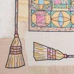 Image for the Tweet beginning: #ArtworkOfTheDay. Chuck Stolarek | 'Brooms