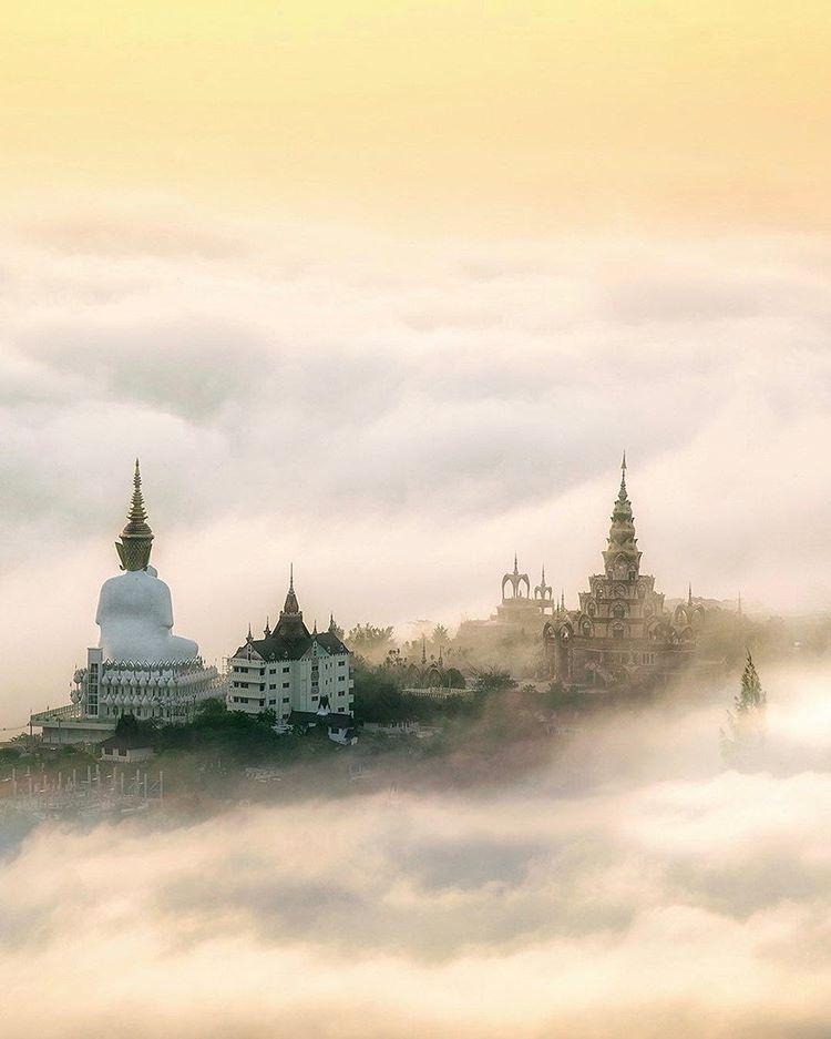 Rising from the mist of the northern Thai hills  #thailand #thailande #thailandia #thailand_ig #thailand#thailandtravel #thailand_allshots #thailandinstagram #thailandgram #amzthld #amazingthailand #visitthailand #travelthailand #thailand_ig #thailandinsider #thaitravelingpic.twitter.com/CMGig2E6Ke