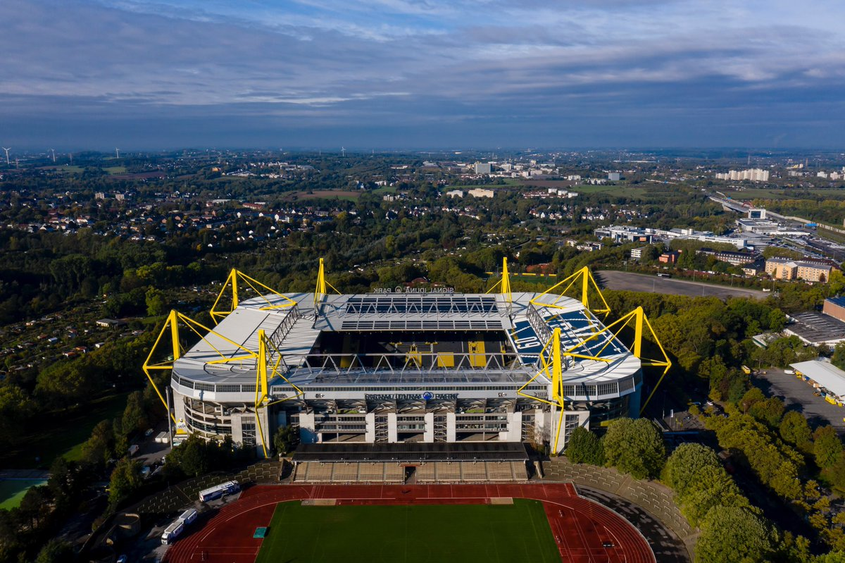 Happy Birthday to our home, the greatest stadium in the world 🏟💛