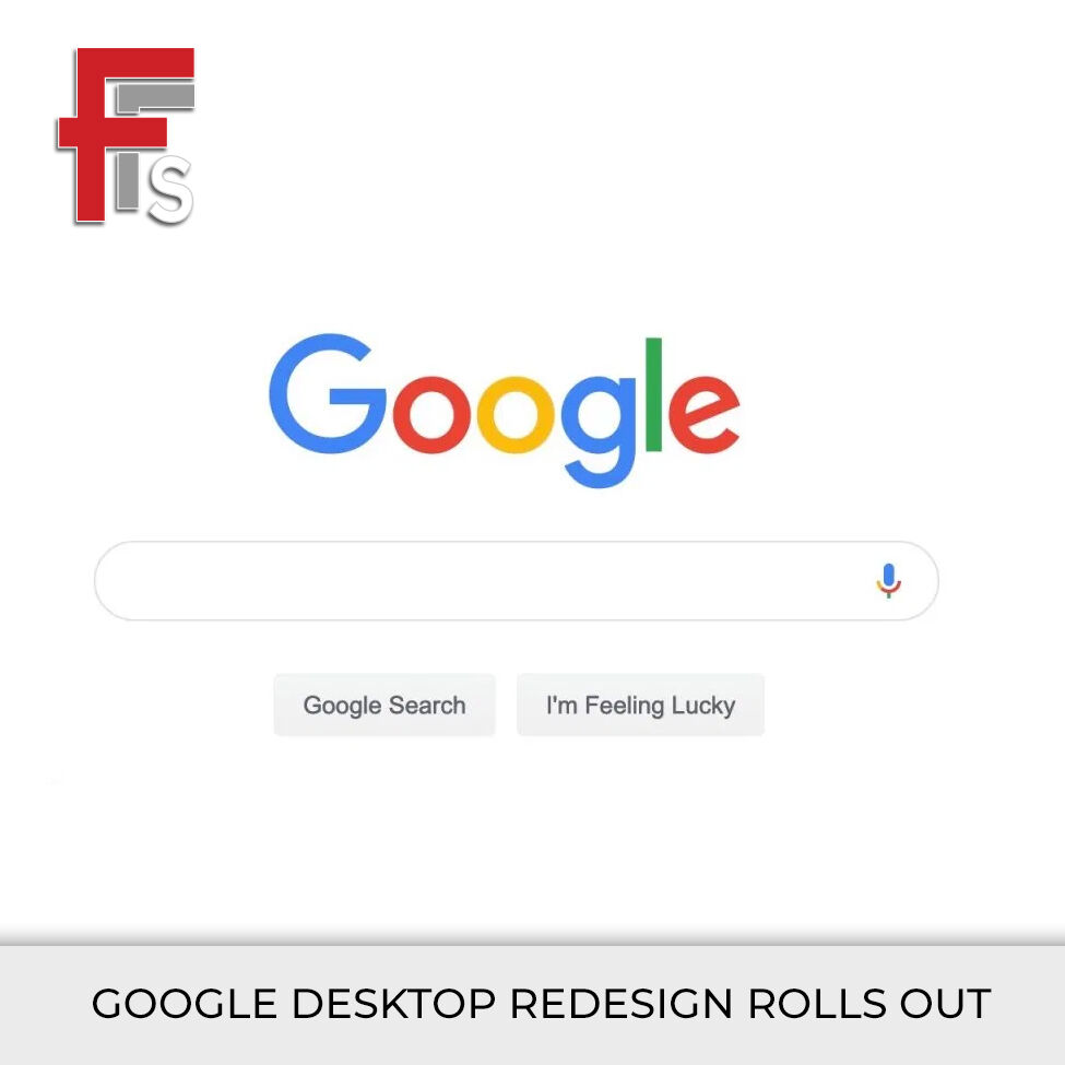 Last year, Google redesigned the mobile search results, but now in 2020, the desktop got a redesign as well! Read more about it in our blog! http://bit.ly/384Rfvw pic.twitter.com/N9oZsmnVAg