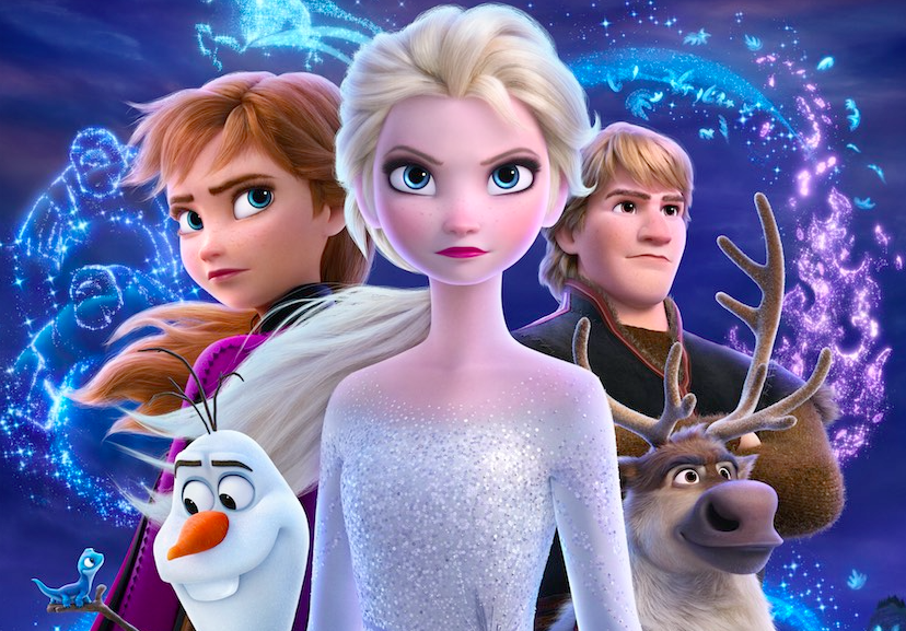 Who is your favorite charathers in Frozen 2 ?   Mine is Elsa pic.twitter.com/wFqfdOzRvz