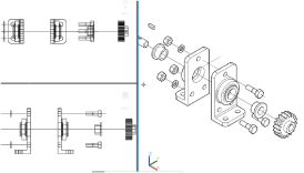 大阪開催】3Dを活用したテクニカルイラストハンズオンセミナー(入門編) 2020年5月16日(土)  現在のテクニカルイラストに3Dは欠かせません。実務に必要なノウハウが学べると思います。  お申し込み、詳細はコチラ   #テクニカルイラスト #3D #3DCAD
